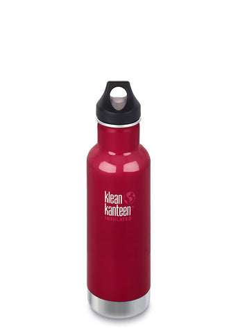 Klean Kanteen Vacuum Insulated Classic 20oz (592mL)