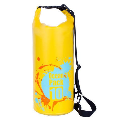 Karana Ocean Pack Waterproof Dry Tube Bag 10 Litres *Splash Edition*