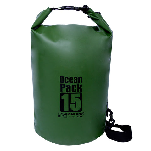 Karana Ocean Pack Waterproof Dry Tube Bag 15 Litres