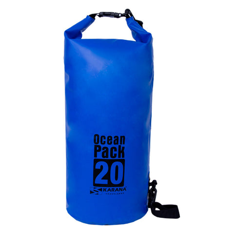 Karana Ocean Pack Waterproof Dry Tube Bag 20 Litres