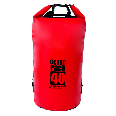 Karana Ocean Pack Waterproof Dry Tube Bag 40 Litres