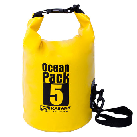 Karana Ocean Pack Waterproof Dry Tube Bag 5 Litres
