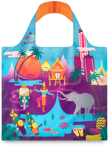 LOQI Tote Bag URBAN Collection