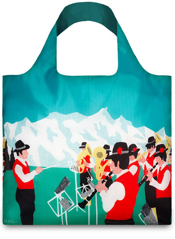 LOQI Tote Bag ARTISTS Collection by Asako Masunouchi