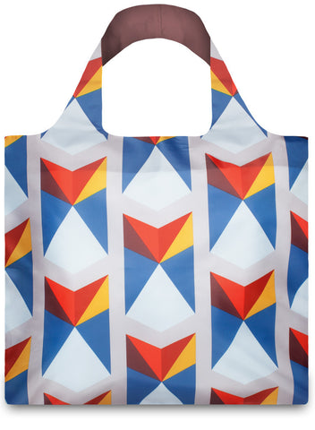 LOQI GEOMETRIC Collection Tote Bag