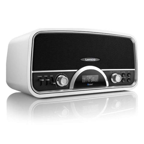 Lenco SR-05 Retro Wireless Speaker