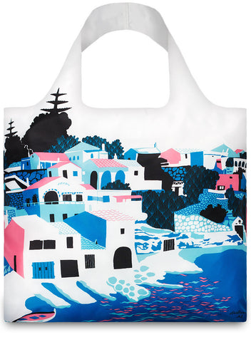 LOQI Tote Bag ARTISTS Collection by Alice Stevenson