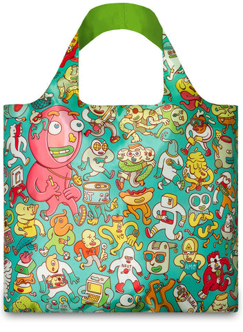 LOQI Tote Bag ARTISTS Collection by BROSMIND