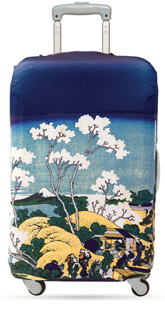 LOQI Luggage Cover MUSEUM Collection © Tokyo Fuji Art Museum