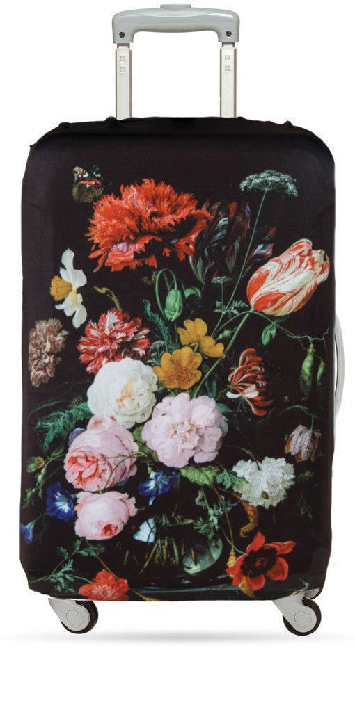 Jan Davidsz de Heem Still Life with Flowers in a Glass Vase