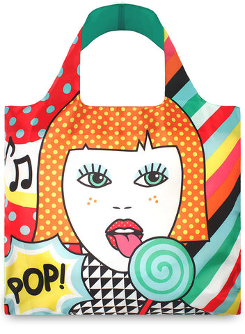 LOQI Tote Bag POP Collection