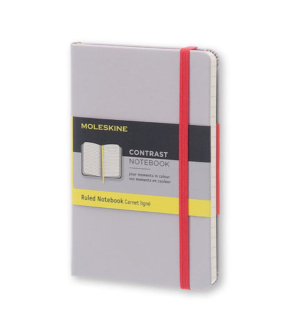 Moleskine Contrast Ruled Notebook *Limited Edition*