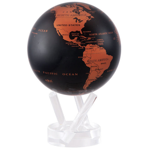Mova Globe Copper & Black Earth