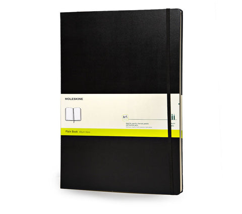 Moleskine Art Plus Folio Plain Book - Hard Cover