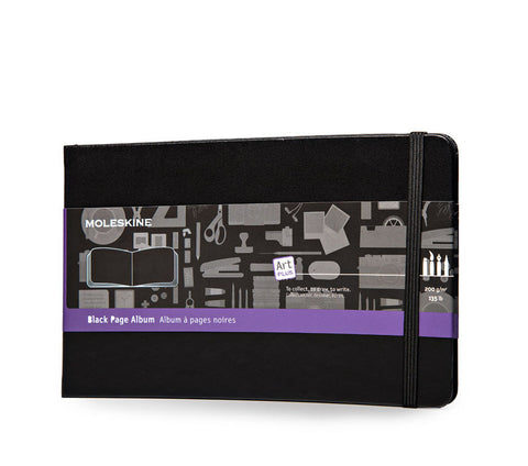 Moleskine Art Plus Page Album - Hard Cover