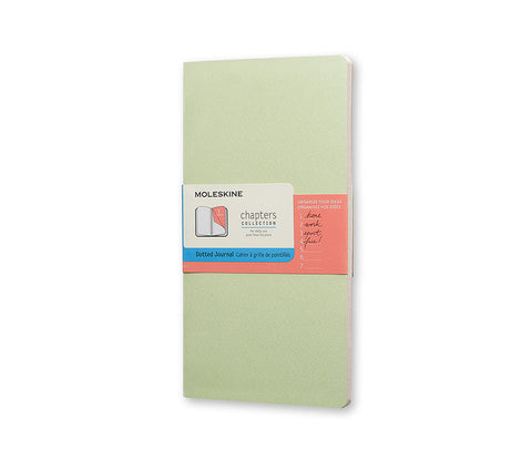 Moleskine Chapters Journal - Dotted - Soft Cover