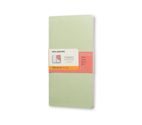 Moleskine Chapters Journal - Ruled - Soft Cover