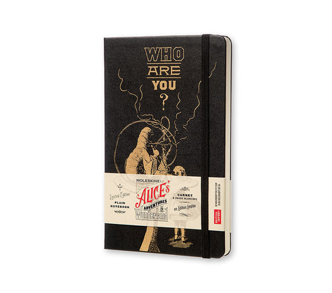 Moleskine Limited Edition Notebook Alice - Large - Hard Cover