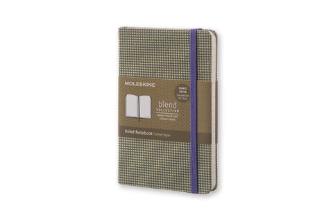 Moleskine Limited Edition Notebook Blend 15 - Ruled