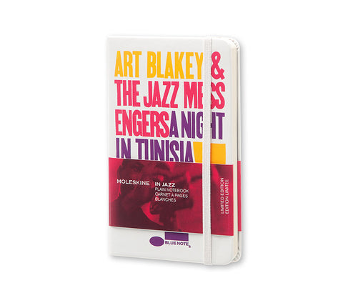 Moleskine Limited Edition Notebook Blue Note - Plain - Hard Cover