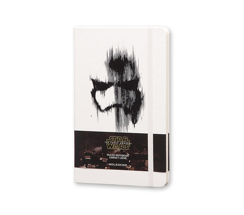 Moleskine Limited Edition Notebook Star Wars VII - Ruled - Large