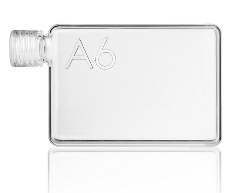 A6 memobottle (375mL)