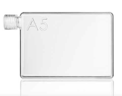 A5 memobottle (750mL)