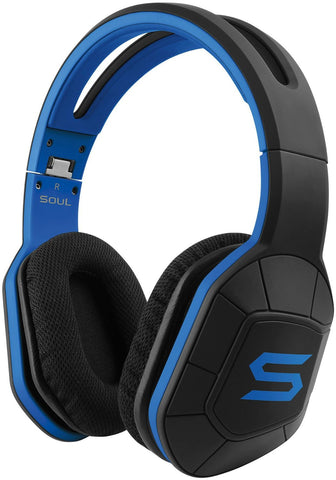 Soul Combat Over Ear Headphone
