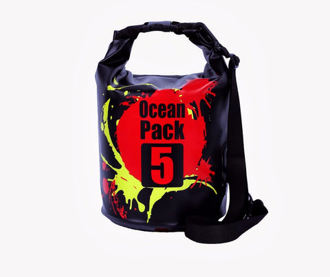 Karana Ocean Pack Waterproof Dry Tube Bag 5 Litres *Splash Edition*
