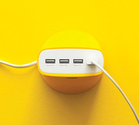 Thecoopidea Jelly 4 x USB Charger (5.1A)