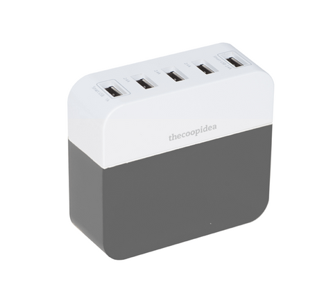 Thecoopidea Powerblock 10.6A Charging Station