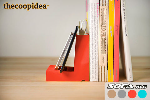 Thecoopidea Sofa 10.6A Bookend Charging Station