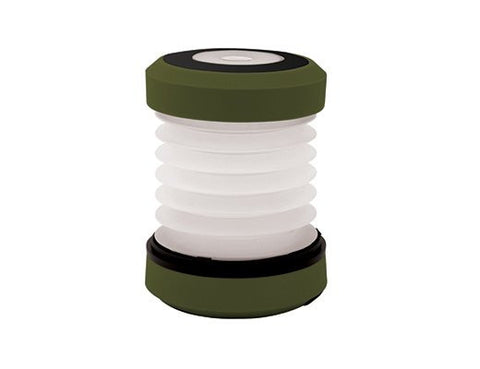 Kikkerland Accordion Camping Lantern