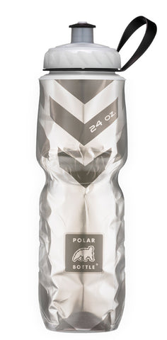 Polar Bottle Chervon 24oz (710mL)