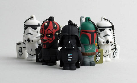 Star Wars USB Flash Drive - The Dark Side Set