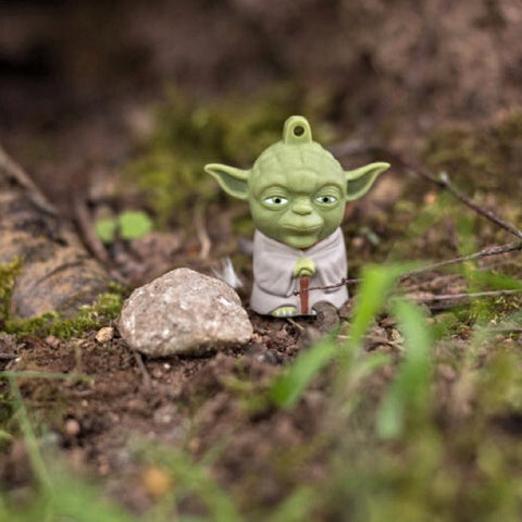Star Wars USB Flash Drive Yoda *SALE*