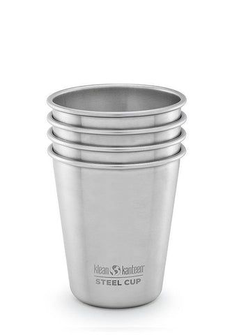 Klean Kanteen Steel Cup 10oz (pack of 4)