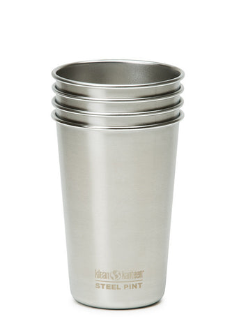 Klean Kanteen Steel Cup 16oz (pack of 4)