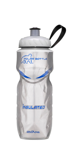 Polar Bottle Platinum 20oz (591mL)
