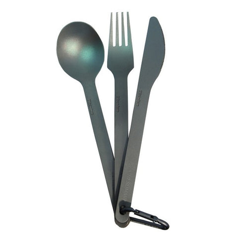 Sea to Summit Titanium Cutlery Set