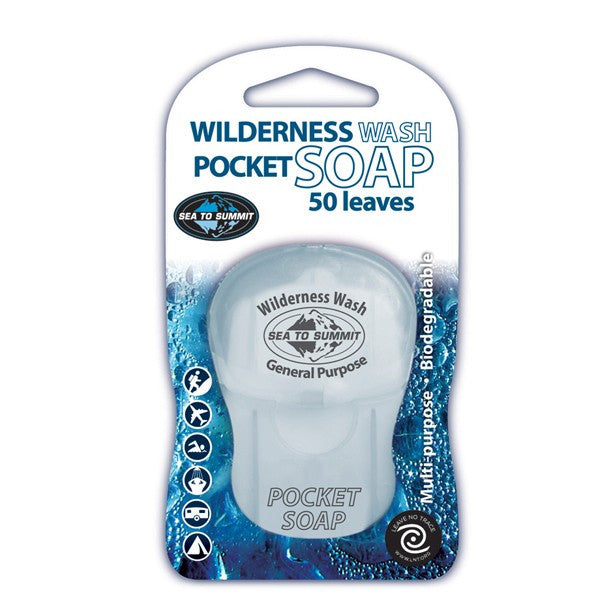 STS WILDERNESS WASH POCKET SOAP