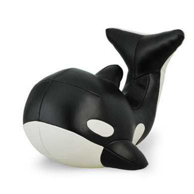 Zuny Bookend Whale Mumu