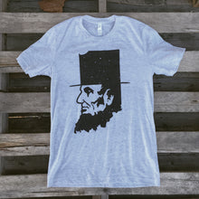 Abe Lincoln Indiana Tee