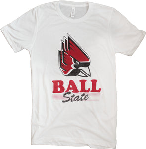 Vintage Ball State Cardinals Shirt