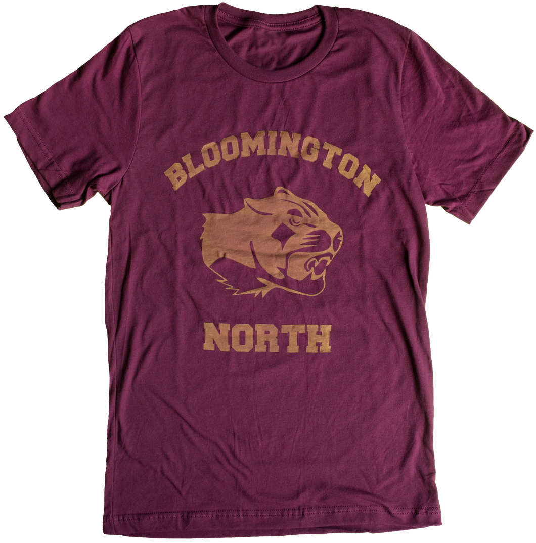 Bloomington North Panthers High School SHirt