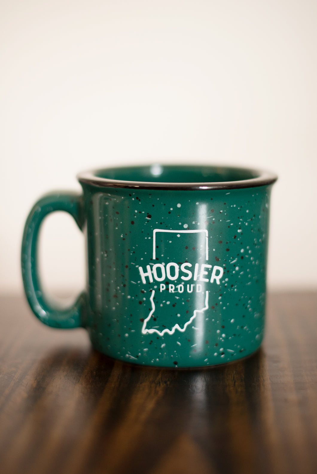 Hoosier Proud Indiana Coffee Mug