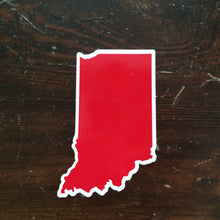 Indiana Sticker IU