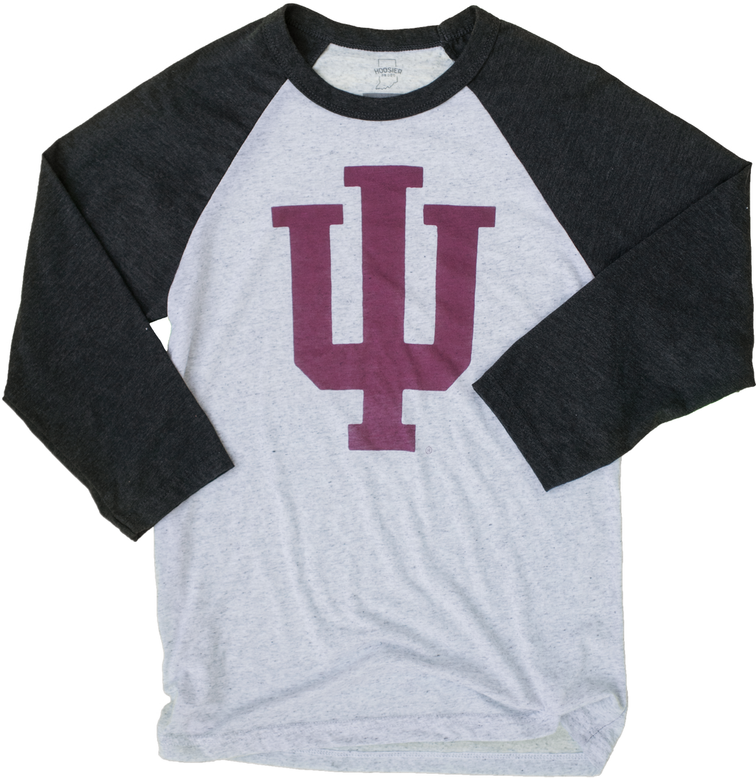 IU Indiana University Hoosiers Baseball Tee