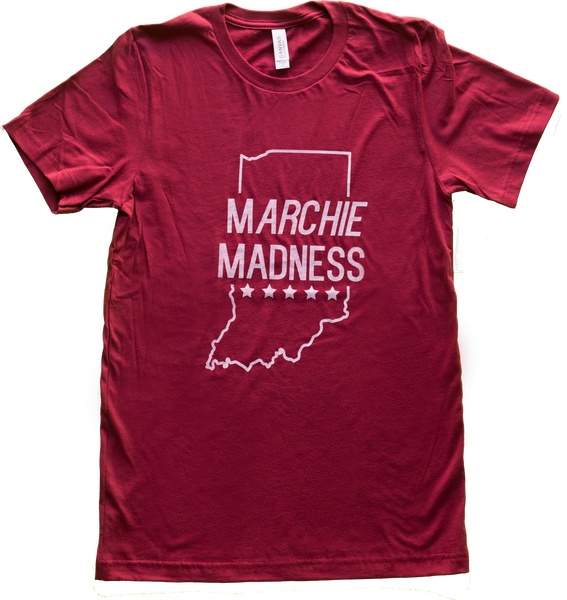 Marchie Madness Indiana T-Shirt