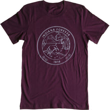 Indiana State Seal T-Shirt